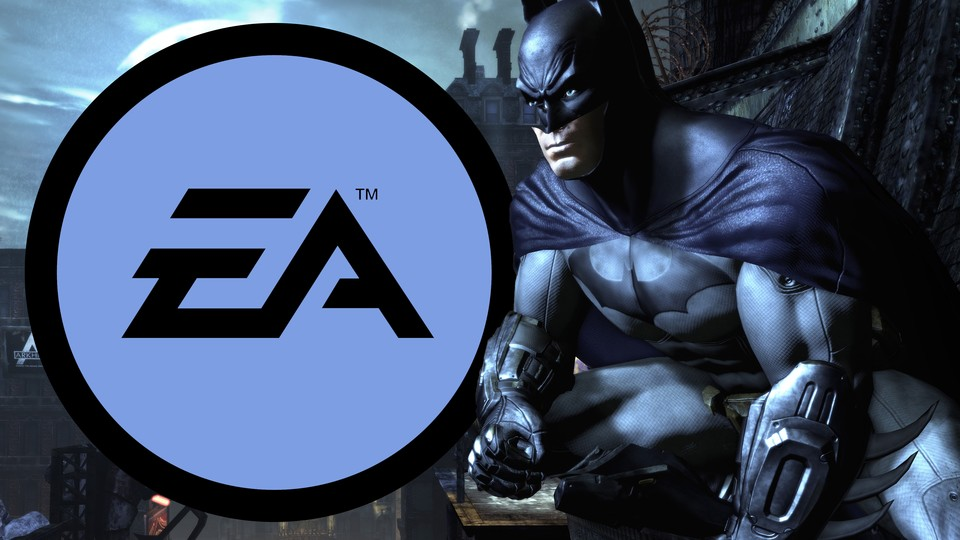 Gehört Batman bald zu Electronic Arts, Activision Blizzard oder Take-Two Interactive?