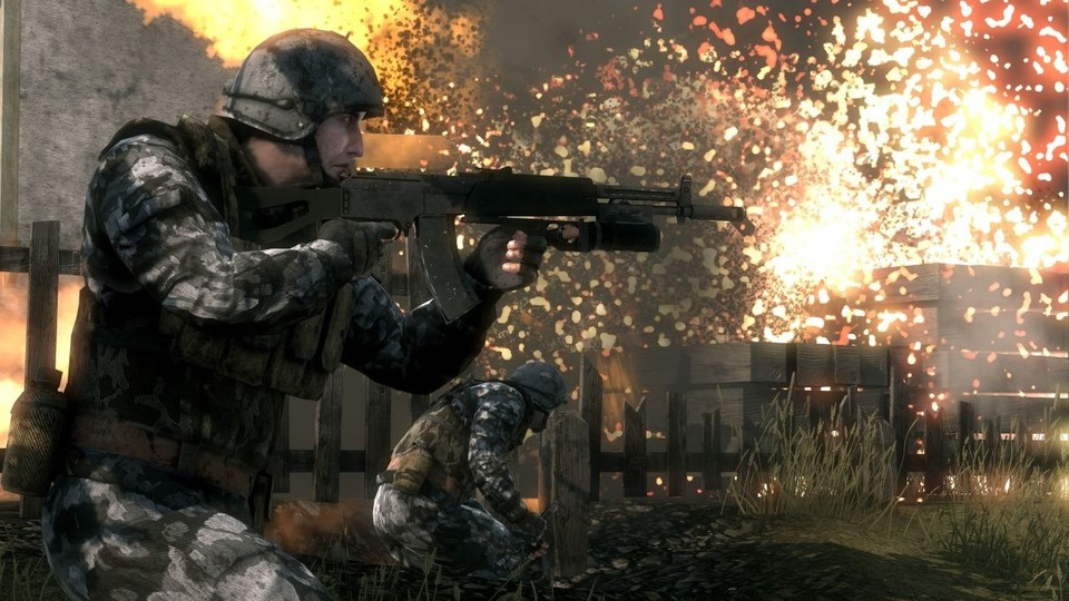 Platz 8: Battlefield: Bad Company