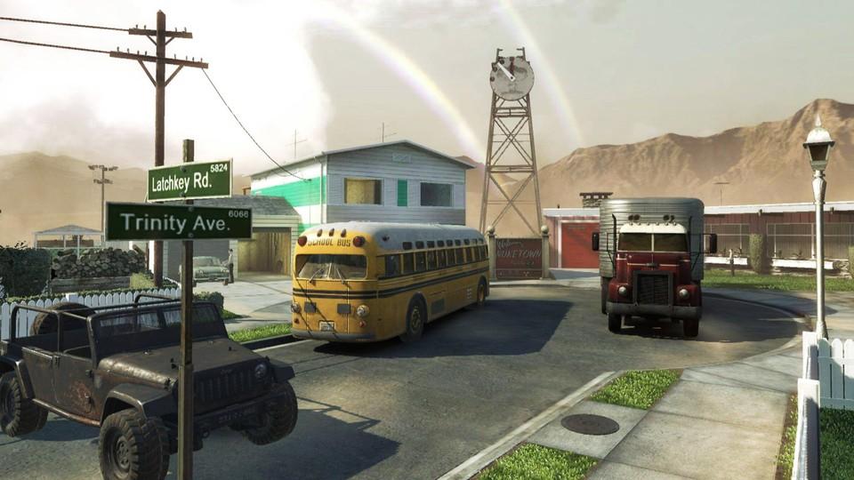 Nuketown gilt als eine der bekanntesten und populärsten Maps im Franchise und wurde bereits zigfach neu aufgelegt - hier zuletzt in CoD Mobile.