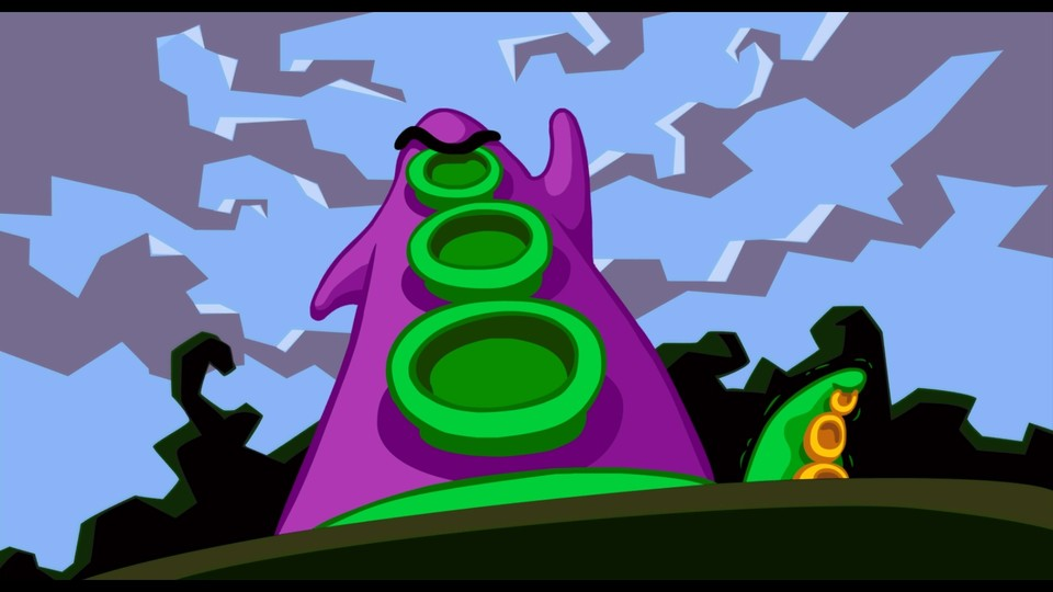 Day of the Tentacle Remastered ist eines der Spiele im ?»Humble Day of the Devs 2016 Bundle«. ?