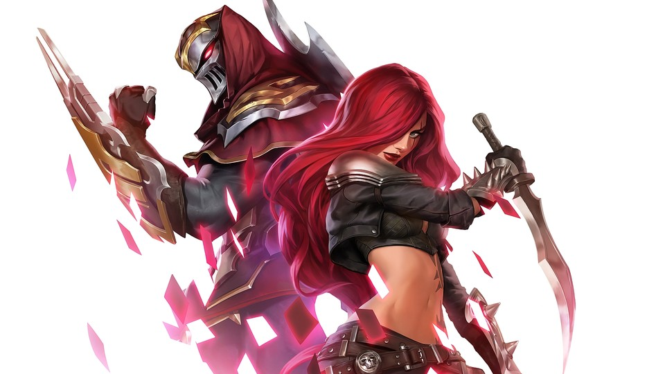 Legends of Runeterra is Riots Kampfansage an Magic, Hearthstone und co.