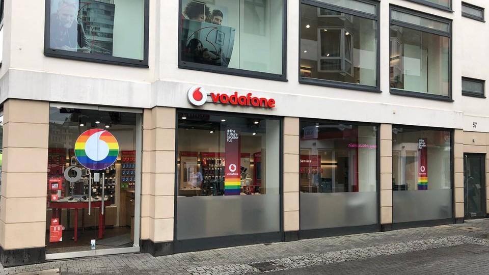 Sonderkündigungsrecht Vodafone
