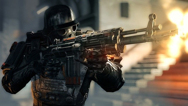 Wolfenstein: The New Order pfeift auf moderne Shooter-Standards.
