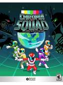 Cover zu Chroma Squad