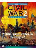 Cover zu Civil War Generals 2