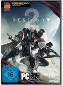 Cover zu Destiny 2