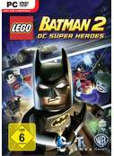 Cover zu LEGO Batman 2: DC Super Heroes