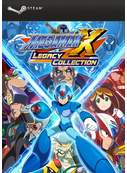 Cover zu Mega Man X Legacy Collection 1