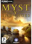 Cover zu Myst 5: End of Ages