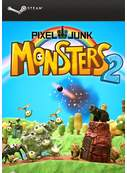 Cover zu PixelJunk Monsters 2