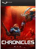 Cover zu Solstice Chronicles: MIA