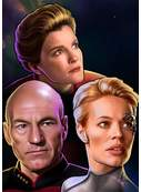 Cover zu Star Trek Adversaries