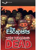 Cover zu The Escapists: The Walking Dead