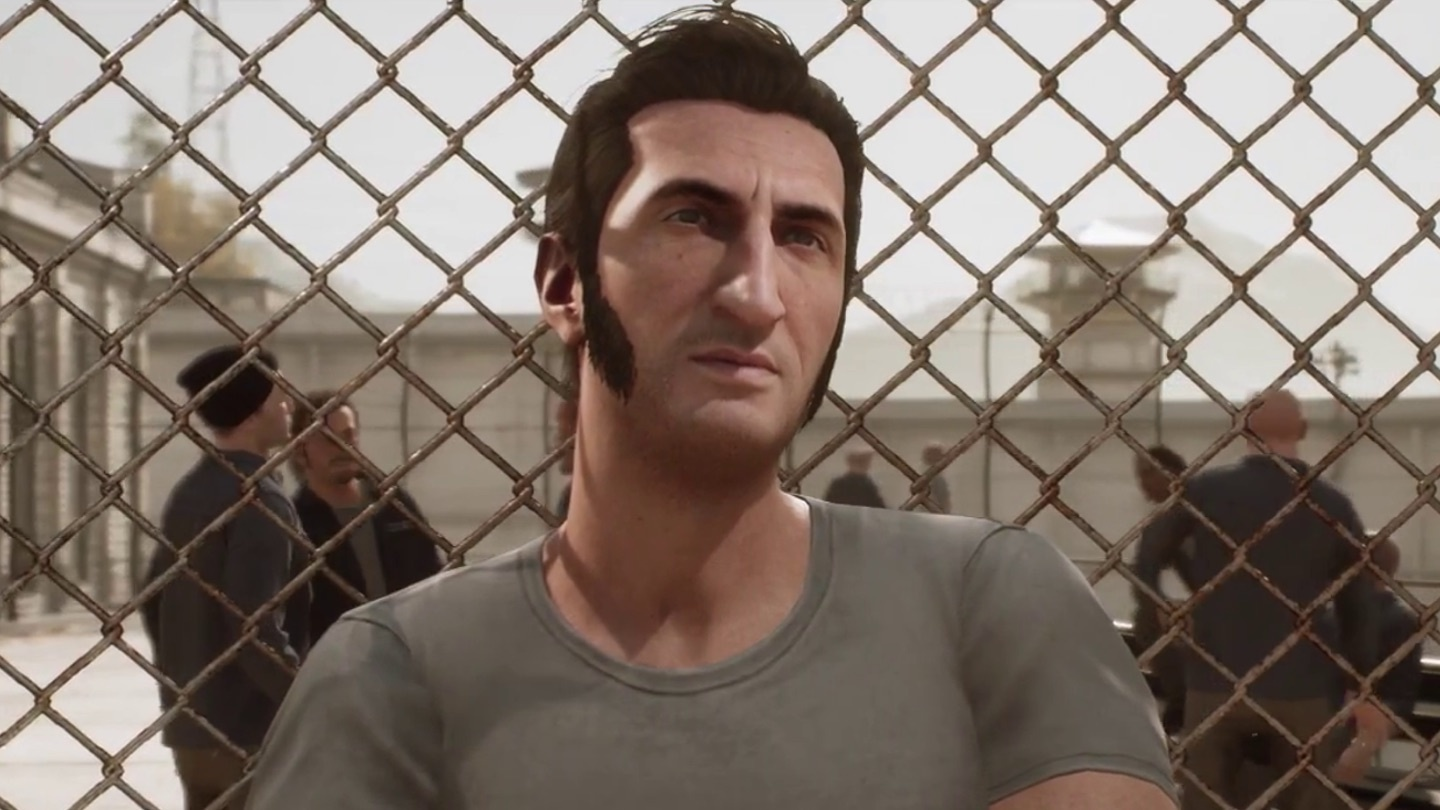 A Way Out Gamestar