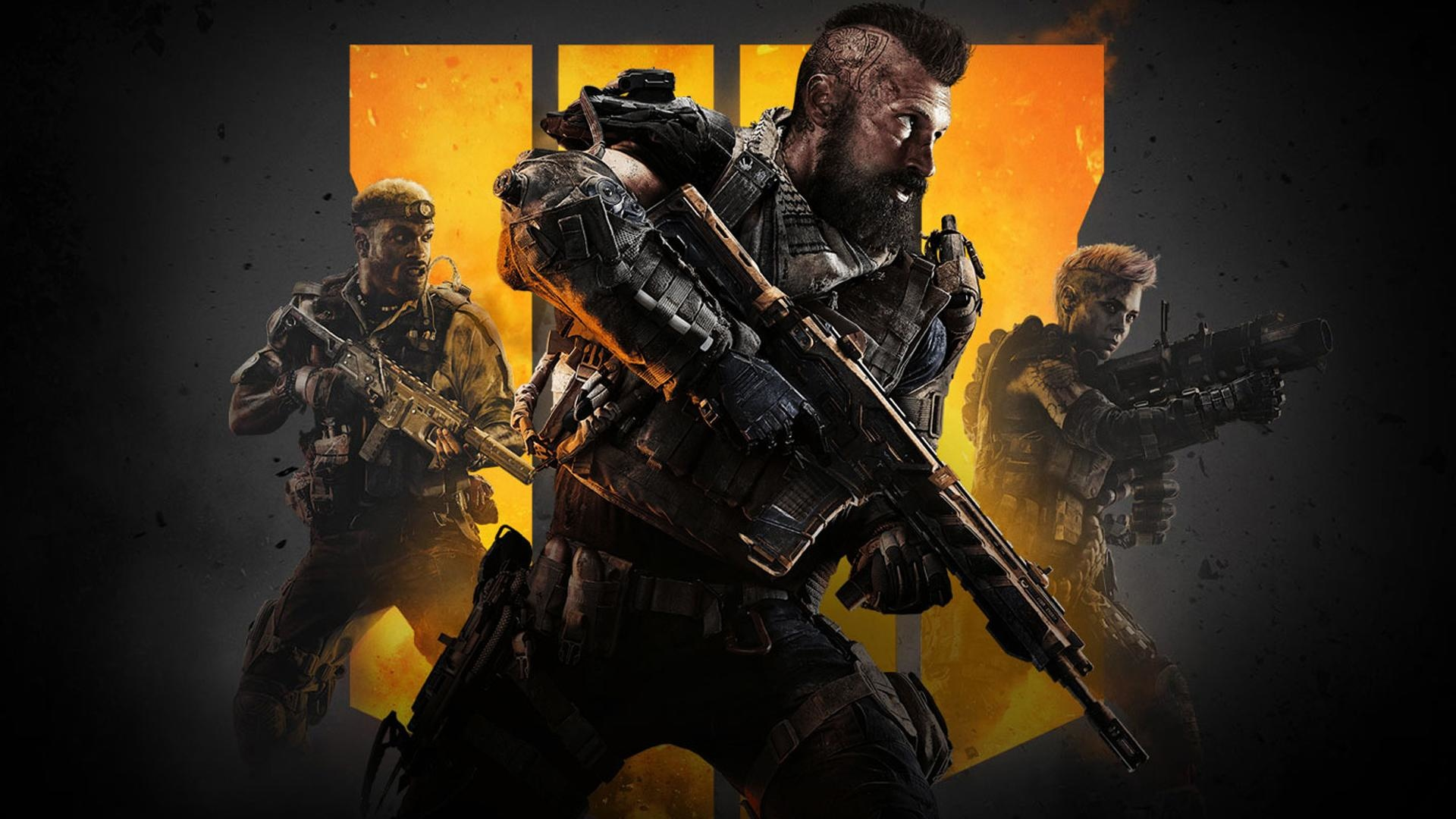 Call of Duty: Black Ops 4 Test (PC)