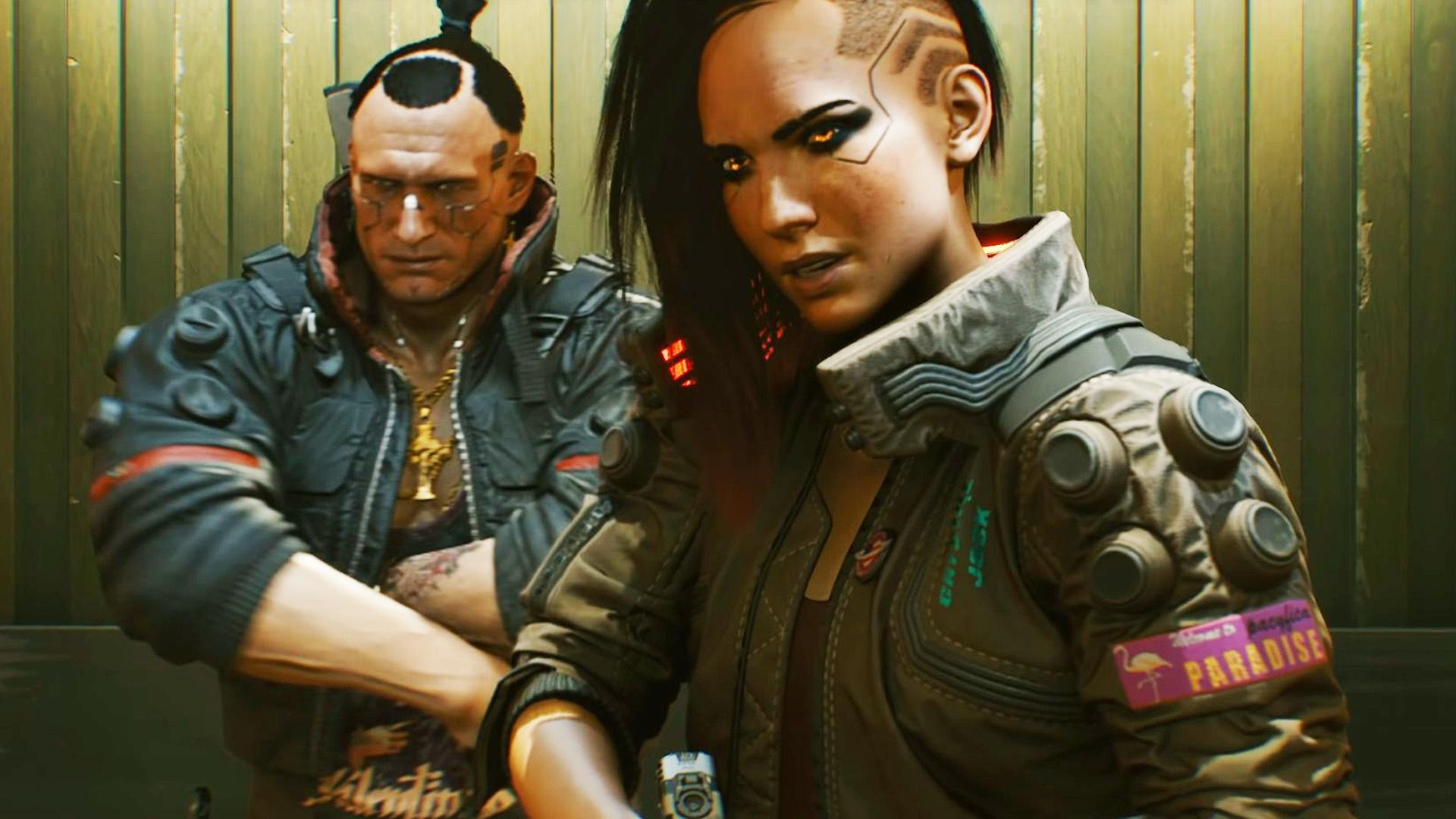 Cyberpunk 2077 - Richtige Entwicklung startete erst 2015, obwohl es bereits 2012 erste Teaser gab