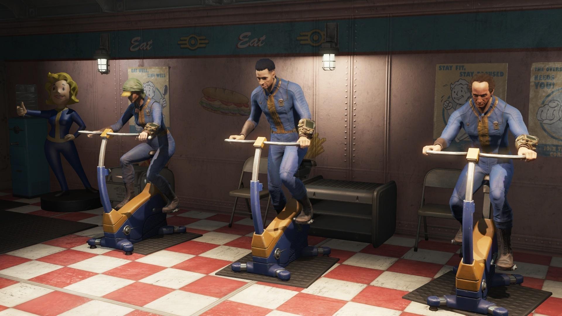 Fallout 4 Vault Tec Dlc Bringt Endlich Mehr Als Bau Items Gamestar