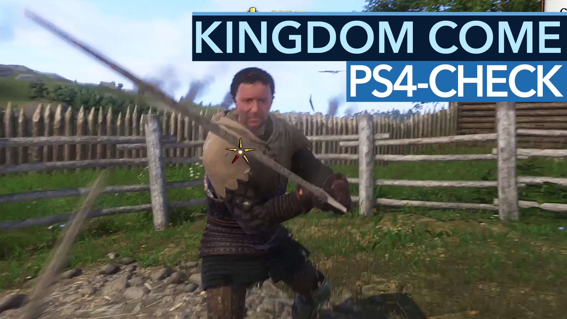 Games That Come With The Ps4 : Kingdom come deliverance test der ps version im video