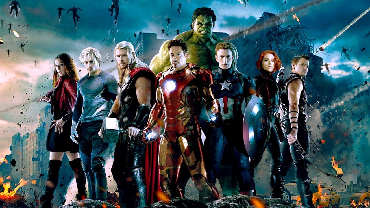 Superhelden Avengers