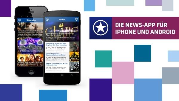 App - Jetzt für iOS- und Android-Geräte herunterladen
