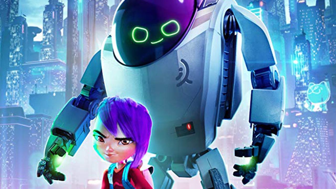 Next Gen – Das Mädchen Und Ihr Roboter