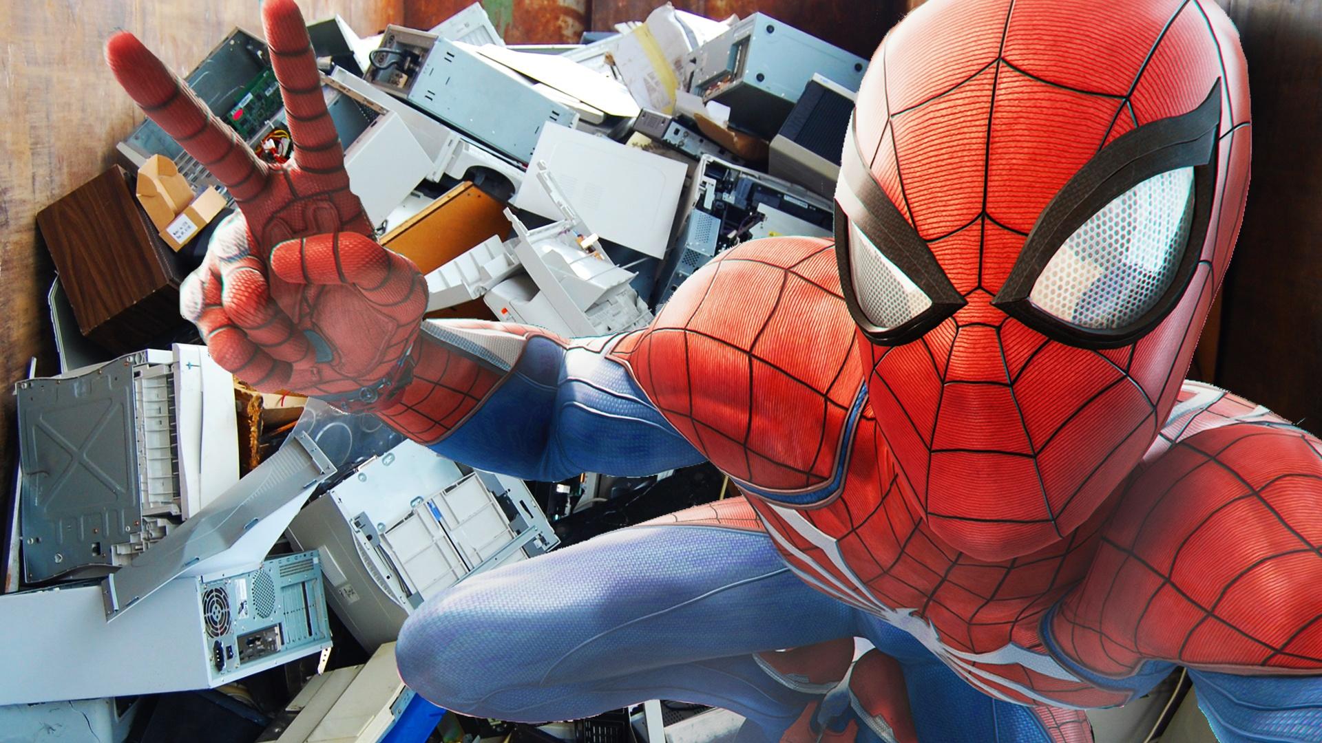 Spider Man Und Der Pc Eine Leidensgeschichte