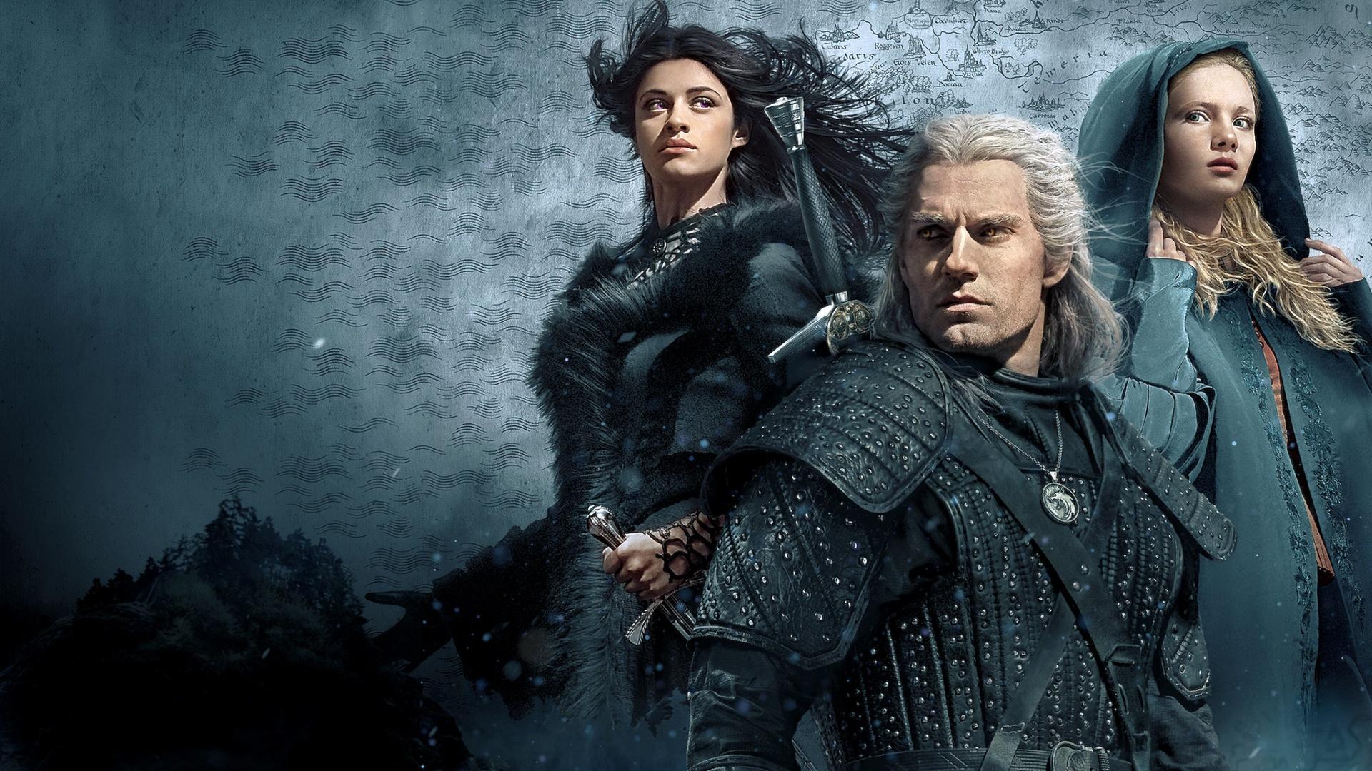 Witcher Auf Netflix