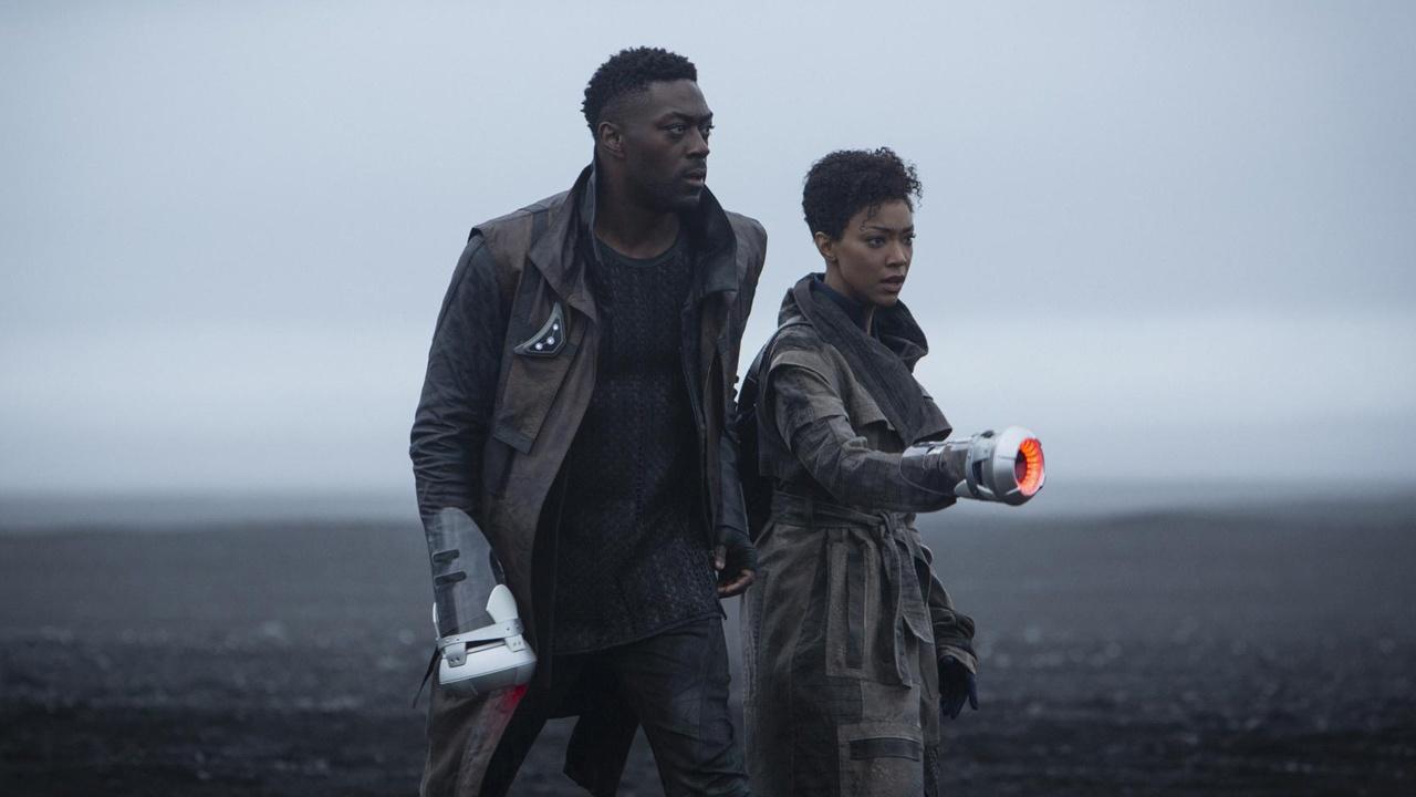Trailer zu Star Trek: Discovery - Staffel 3 katapultiert die Crew in eine ungewisse Zukunft