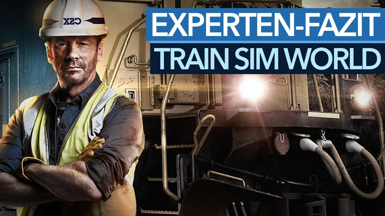 Train Sim World: CSX Heavy Haul - Finger Weg von der neuen  Zug-Sim-Referenz? Das sagt der Sim-Experte