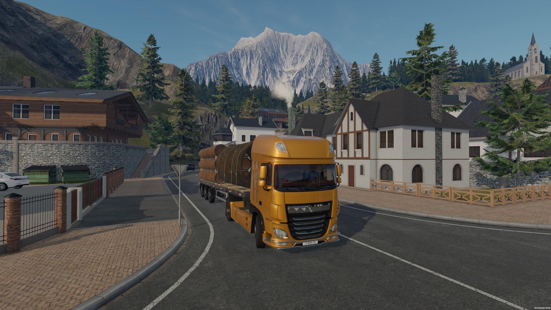 Truck Driver - Screenshots