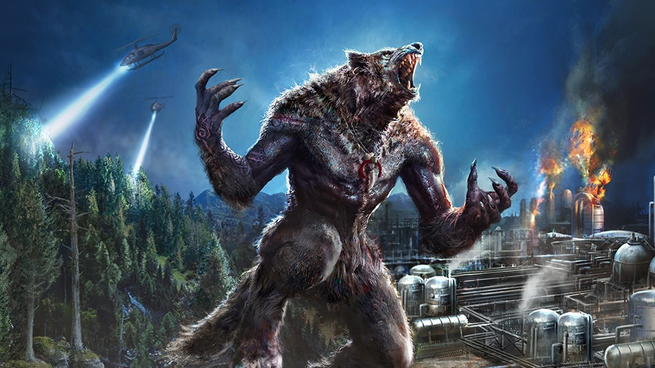 Werewolf: The Apocalypse – The role-playing game in the