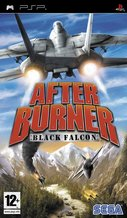 Cover zu After Burner: Black Falcon - PSP