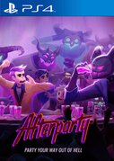 Cover zu Afterparty - PlayStation 4