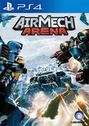 Cover zu AirMech Arena - PlayStation 4