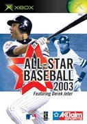 Cover zu All-Star Baseball 2003 - Xbox