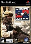 Cover zu America's Army: Rise of a Soldier - PlayStation 2