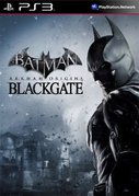 Cover zu Batman: Arkham Origins Blackgate Deluxe Edition - PlayStation Network
