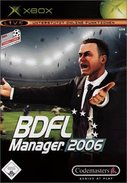 Cover zu BDFL Manager 2006 - Xbox