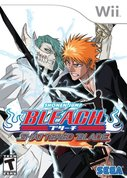 Cover zu Bleach: Shattered Blade - Wii