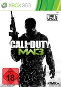 Cover zu Call of Duty: Modern Warfare 3 - Xbox 360