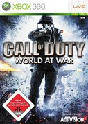Cover zu Call of Duty: World at War - Xbox 360