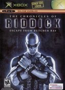 Cover zu Chronicles Of Riddick: Escape From Butcher Bay - Xbox