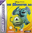 Cover zu Die Monster AG - Game Boy Advance