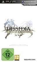 Cover zu Dissidia 012: Final Fantasy - PSP