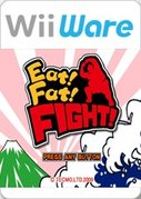 Cover zu Eat! Fat! FIGHT! - Wii