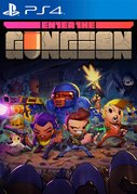 Cover zu Enter the Gungeon - PlayStation 4