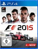 Cover zu F1 2015 - PlayStation 4
