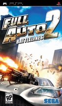 Cover zu Full Auto 2: Battlelines - PSP