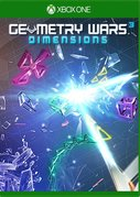 Cover zu Geometry Wars 3: Dimensions - Xbox One