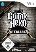 Cover zu Guitar Hero: Metallica - Wii